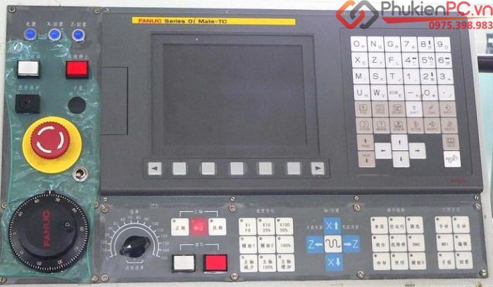 Adpater chuyển đổi thẻ nhớ CF sang PCMCIA máy CNC Fanuc, Mitsubishi