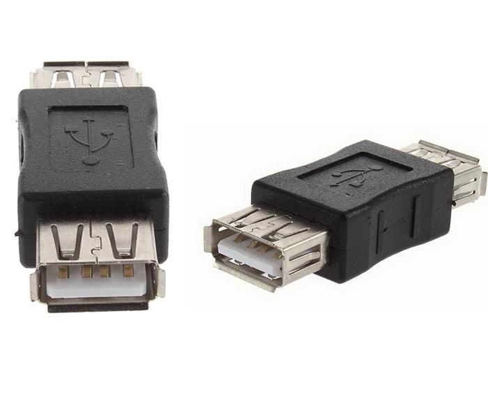 Đầu nối USB hai đầu cái Female-Female