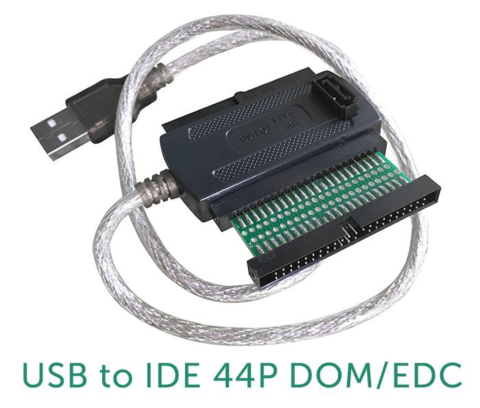 Đầu đọc thẻ USB 2.0 44Pin Reader Hard Disk DOM EDC