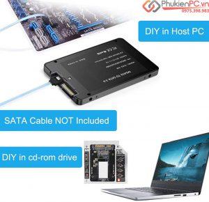 Nơi bán khay gắn ổ cứng SSD cho máy tính PC giá rẻ