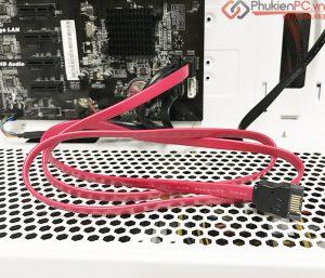Nơi bán cáp nối dài SATA dữ liệu dài 0.5M 1M ổ cứng HDD, SSD