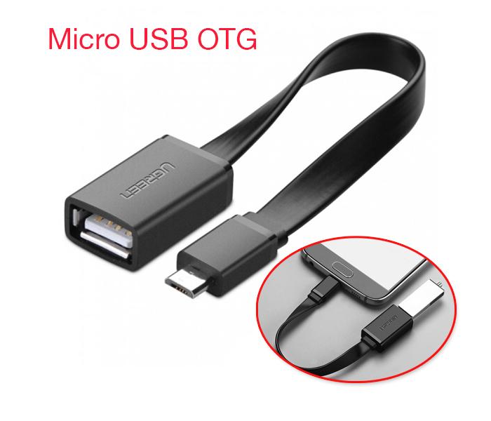 Cáp chuyển đổi Micro USB sang USB chân cái Ugreen 10821