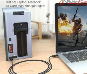 Tìm hiểu về cổng Thunderbolt 3 trên Laptop Macbook