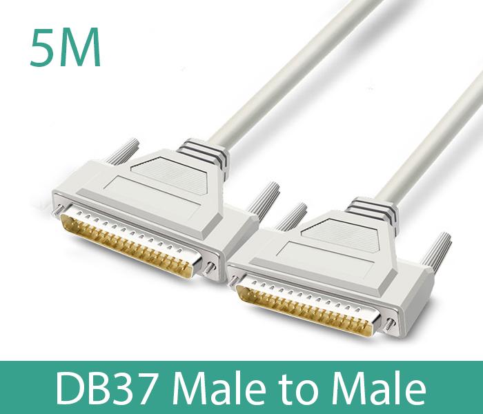 Cáp COM DB37 Male sang DB37 Male dài 5M