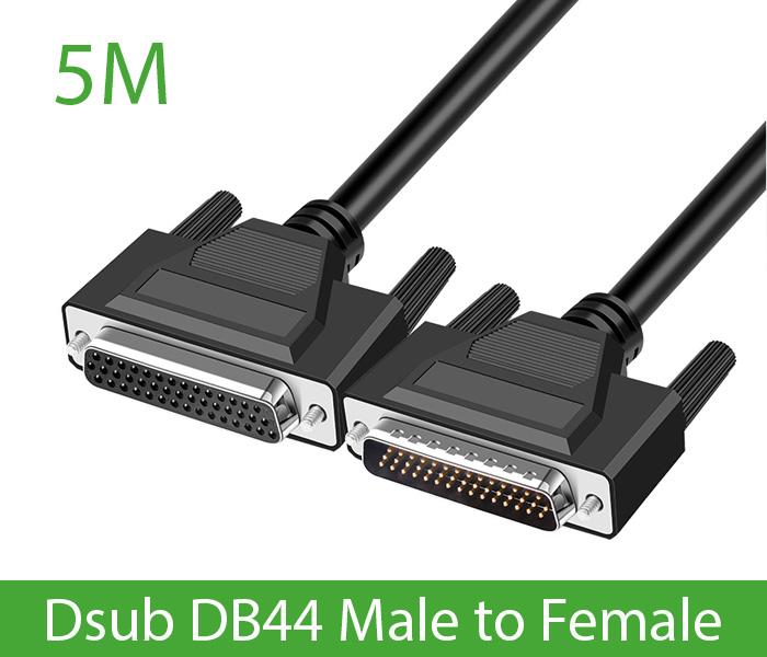 Cáp COM DB44 đực sang cái 5M