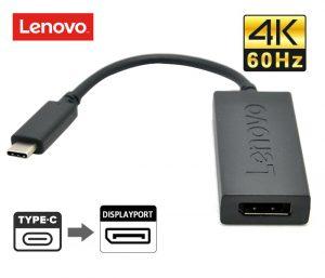 Lenovo USB Type C sang Displayport hỗ trợ 4K 60hz