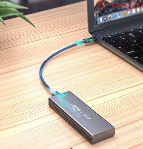 Biến SSD Macbook 2013 2014 2015 thành ổ cứng di động