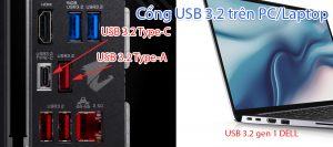 Tìm hiểu về USB 3.2 là gì, tốc độ 20gb nhanh nhất hiện nay