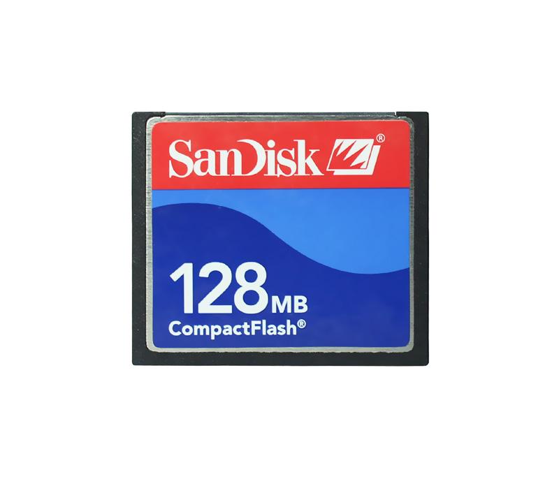 Thẻ nhớ CF Card Sandisk 128MB