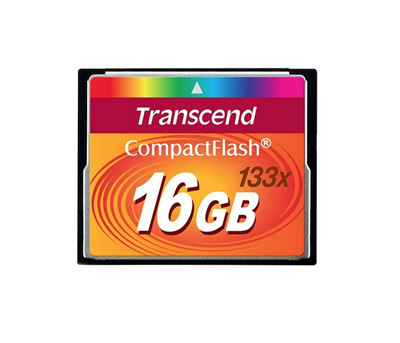 Thẻ nhớ Transcend CF Compact Flash 16GB (133x)
