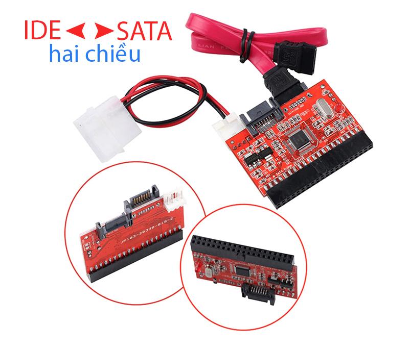 Adapter IDE ATA sang SATA 2 chiều
