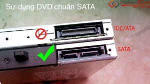 Biến ổ đĩa quang CD DVD Laptop thành ổ đĩa gắn ngoài USB