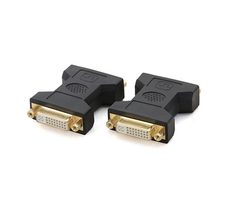 Đầu nối DVI-I 24+5 hai đầu cái