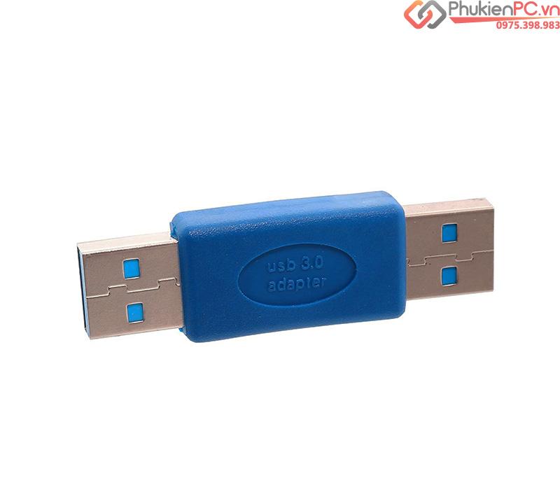 Đầu nối USB 3.0 hai đầu đực Male to Male