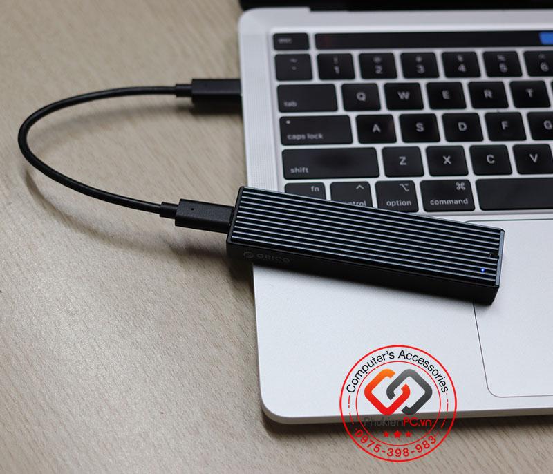 Box ổ cứng M2 NVMe Orico M2PV-C3
