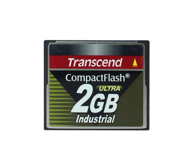 Thẻ nhớ CF Card Transcend 2GB công nghiệp