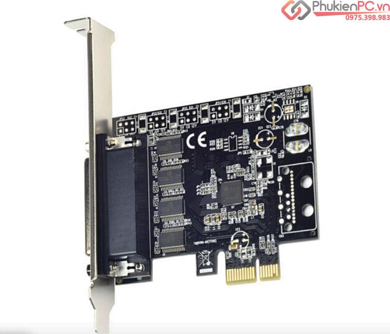Card PCI-E to 4 RS232 SYBA FG-EMT01B Moschip