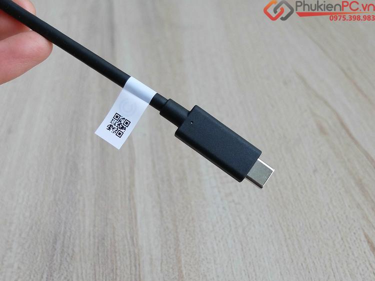 Adapter Thunderbolt 3 sang VGA thương hiệu ASUS