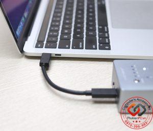 Có thể bạn chưa biết cổng Thunderbolt/USB 4 trên Mac M1 và iPad M1