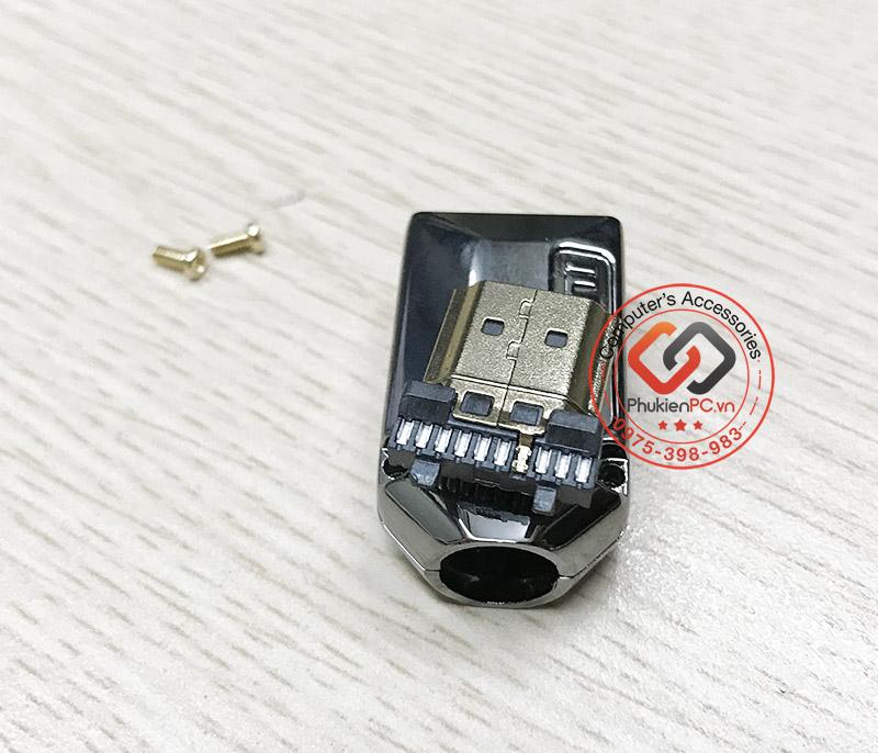 Đầu hàn HDMI 1.4 2.0 OD 9mm