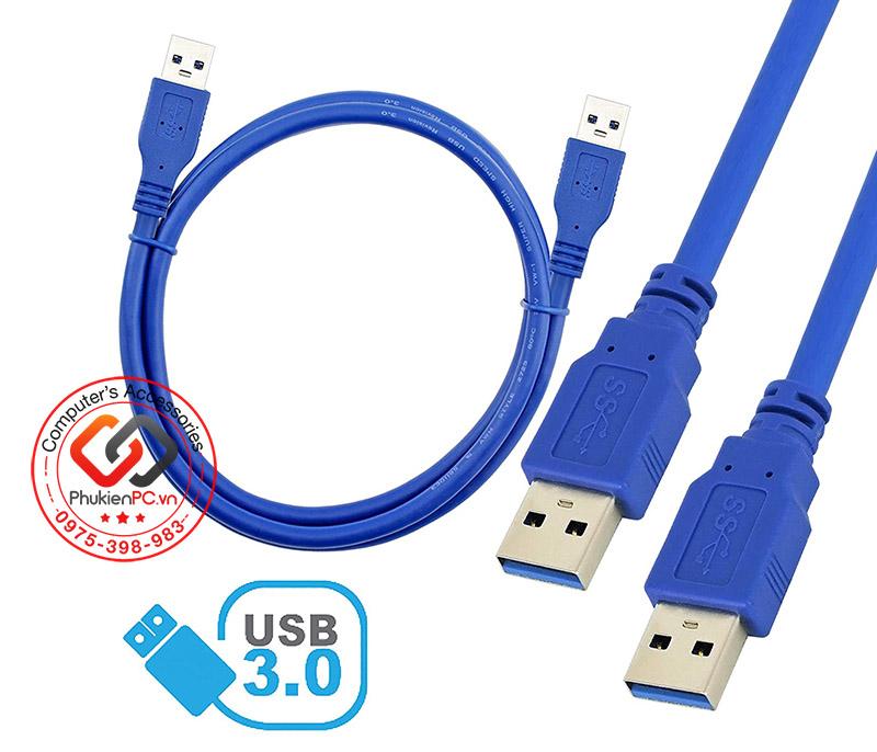 Cáp USB 3.0 AM-AM đực-đực