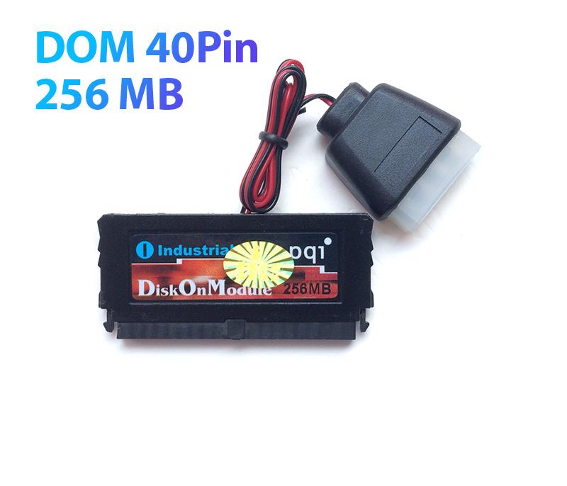 Thẻ nhớ PQI IDE 40PIN DOM 256MB