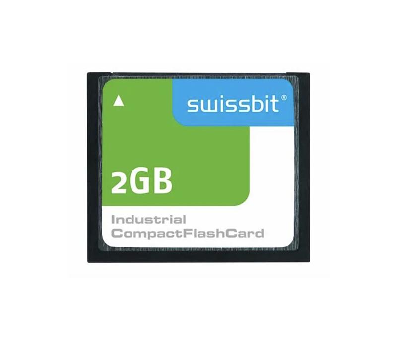 Thẻ nhớ CF Card Swissbit 2GB công nghiệp
