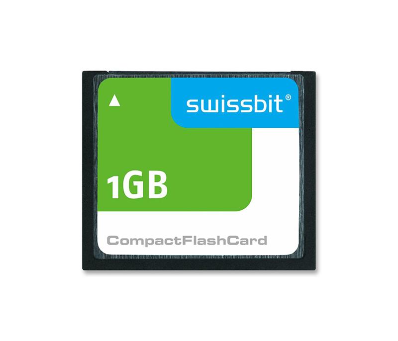 Thẻ nhớ CF Card Swissbit 1GB công nghiệp