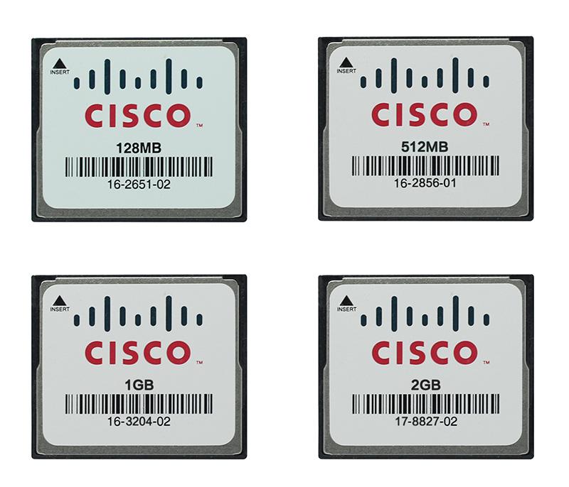 Thẻ nhớ CF Card công nghiệp Cisco