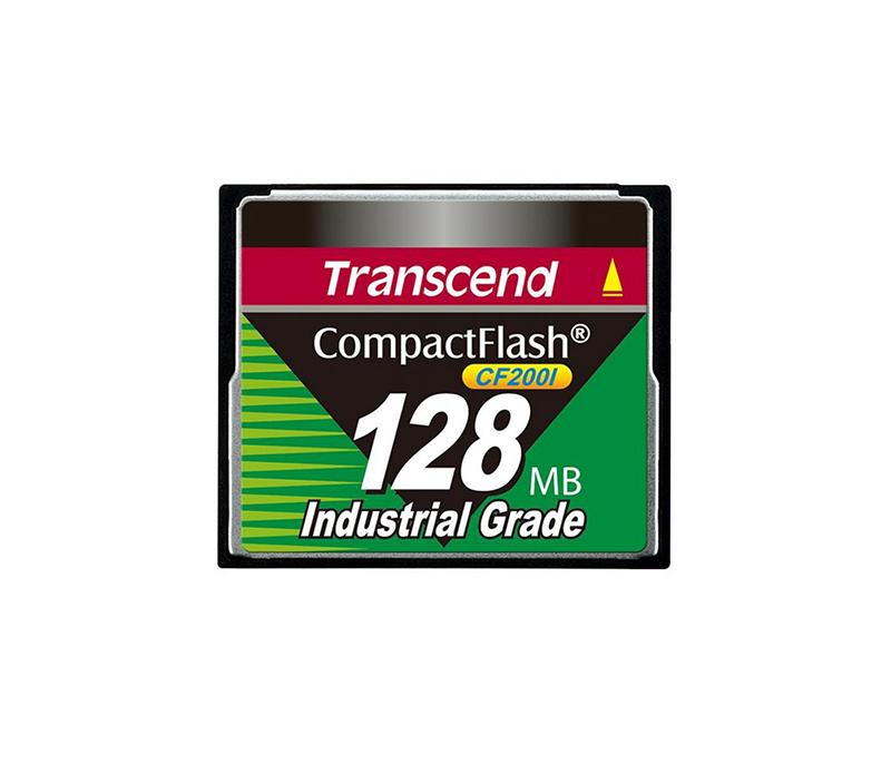 Thẻ nhớ CF công nghiệp Transcend 128MB SLC