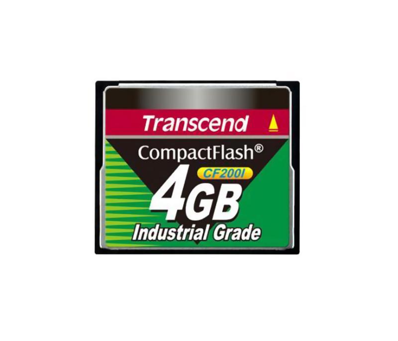 Thẻ nhớ CF công nghiệp Transcend 4GB SLC