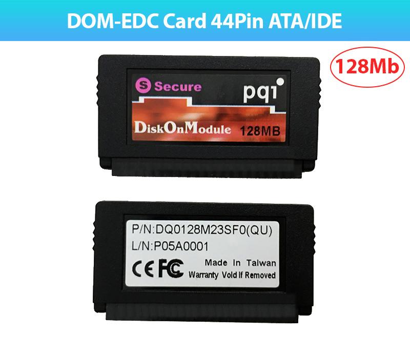 Thẻ nhớ công nghiệp EDC ATA-IDE 44PIN 128MB