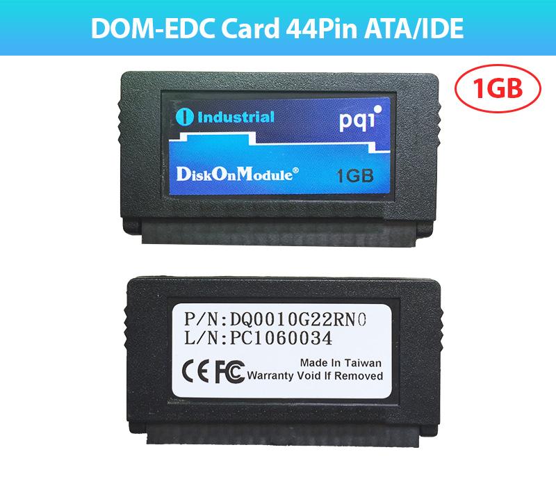 Thẻ nhớ công nghiệp EDC ATA-IDE 44PIN 1GB