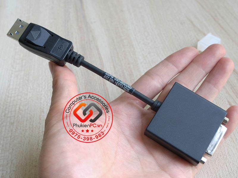 Cáp chuyển đổi Displayport sang DVI-D 24+1