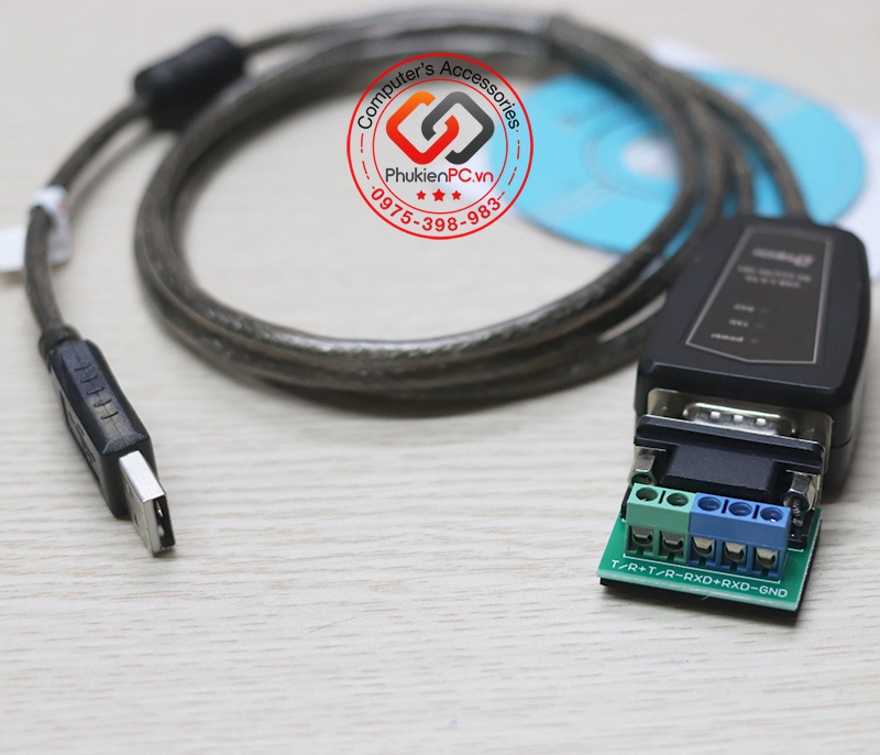 USB sang RS422 RS485 Dtech DT-5019 (ver 2)